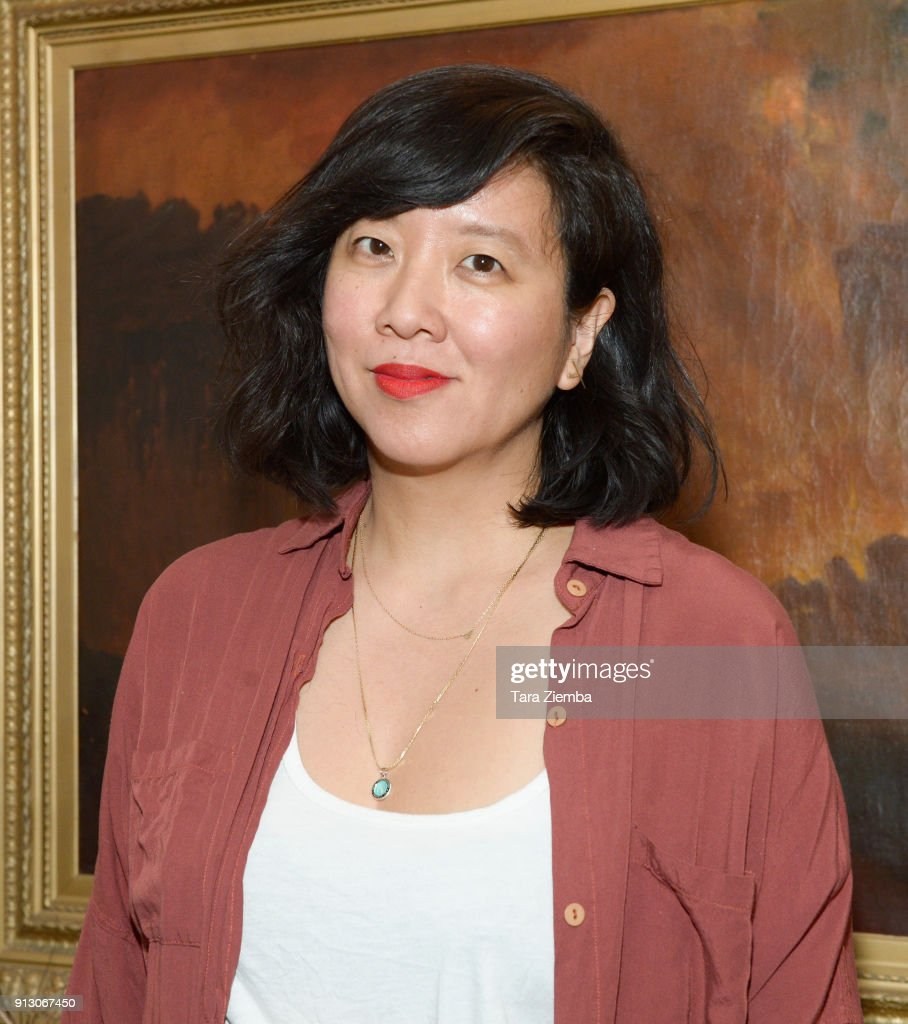 Author Jade Chang attends The Secret Society Of The Sisterhood at The Masonic Lodge at Hollywood Forever on January 31, 2018 in Los Angeles, California.