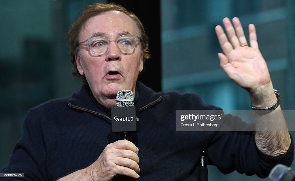 "AOL Build Speaker Series - James Patterson, ""MasterClass"" : News Photo"