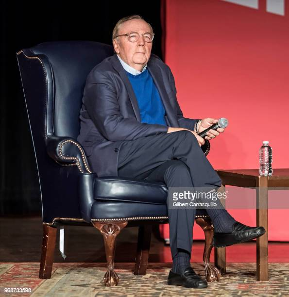james patterson author 画像と写真 getty images