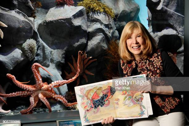 Author Jan Brett is photographed for Los Angeles Times on December 9 2017 in Long Beach California PUBLISHED IMAGE CREDIT MUST READ Irfan Khan/Los...
