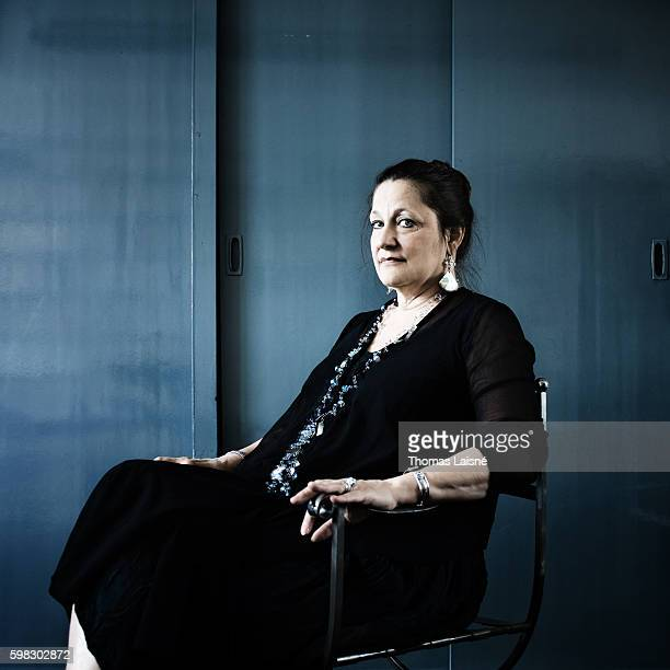 Author Jayne Anne Phillips is photographed for Self Assignment on July 9 2009 in Paris France