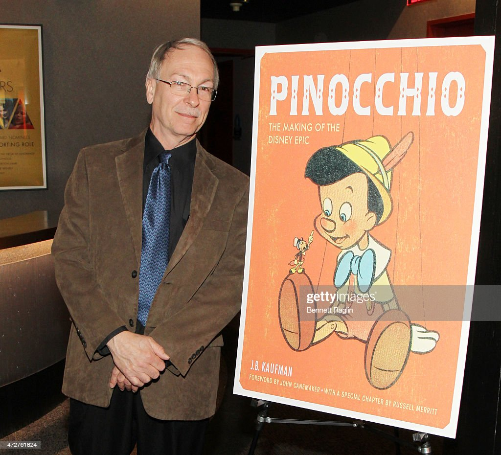 "The Academy Presents ""An Animation Showcase: From Celluloid to CGI"" 75th Anniversary Screening Of ""Pinocchio"" : News Photo"