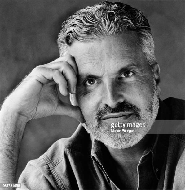 Author JD McClatchy is photographed in 1996 in New York City