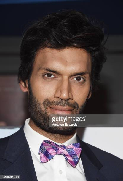 Author Jeetendr Sehdev arrives at the premiere of Sony Pictures Classics' The Seagull at the Writers Guild Theater on May 1 2018 in Beverly Hills...
