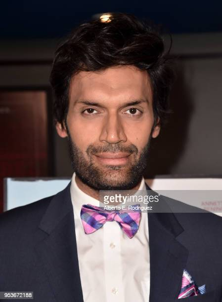 Author Jeetendr Sehdev attends the premiere of Sony Pictures Classics' The Seagull at The Writers Guild Theater on May 1 2018 in Beverly Hills...