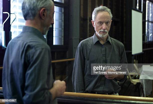 Author JM Coetzee 6 January 2003 THE SMH Picture by EDWINA PICKLES