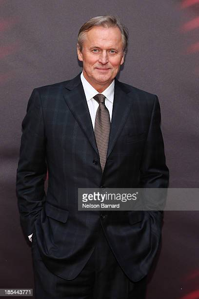 Author John Grisham attends the Broadway opening night of A Time To Kill at The Golden Theatre on October 20 2013 in New York City