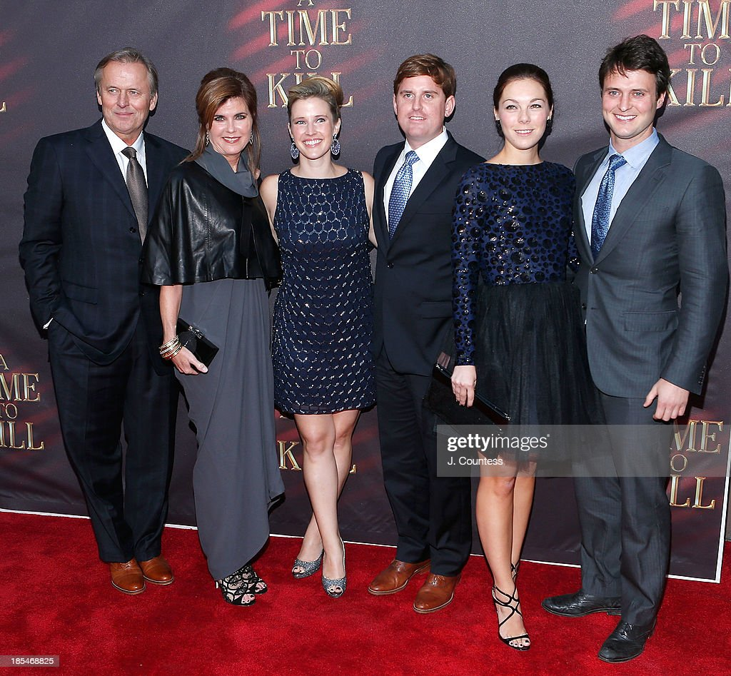 """""""A Time To Kill"""" Broadway Opening Night - Arrivals & Curtain Call : News Photo"""
