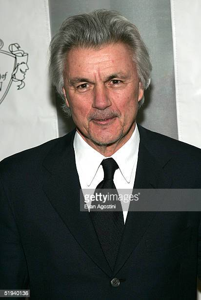 Author John Irving attends the National Board of Review Annual Gala 2005 at Tavern On The Green January 11 2005 in New York City