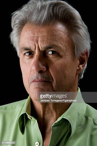 Author John Irving is photographed for Le Figaro Magazine on September 15 2006 in Paris France CREDIT MUST READ Jacques Torregano/Figarophoto/Contour...