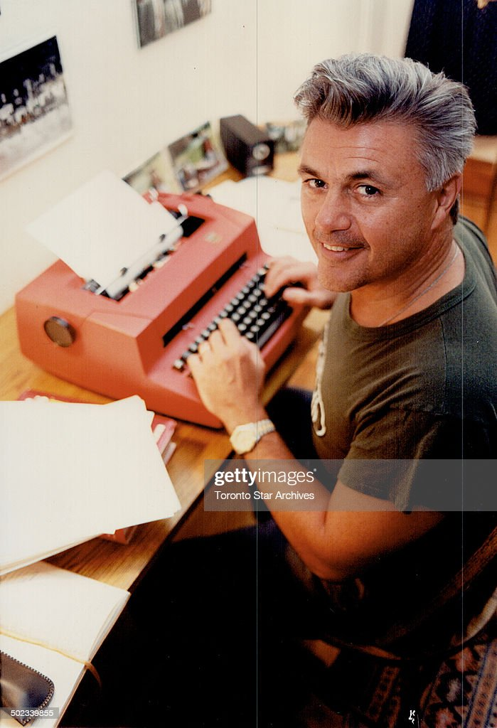 Author John Irving : News Photo