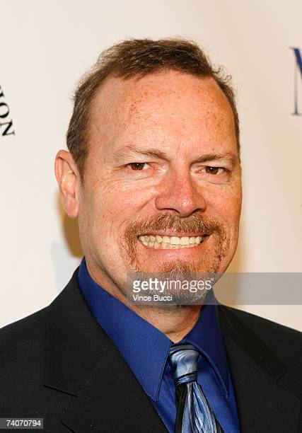 Author John Seeley attends the Los Angeles County Sheriff's Youth Foundation's annual Salute To Youth benefit dinner honoring producers Jon and Mindy...