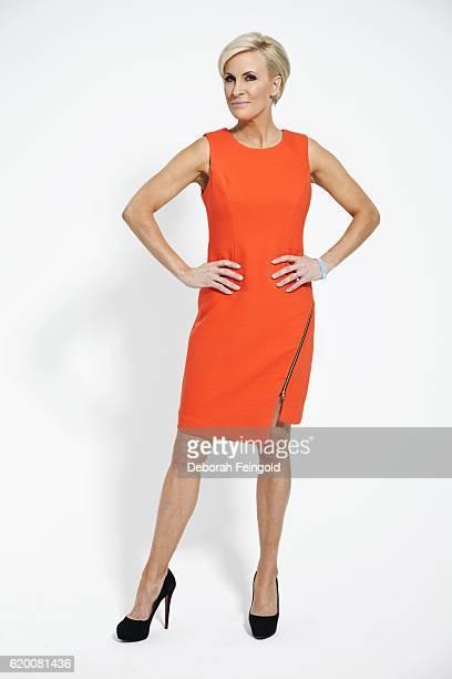 Author journalist TV host Mika Brzezinski January 15 2015 in New York City New York