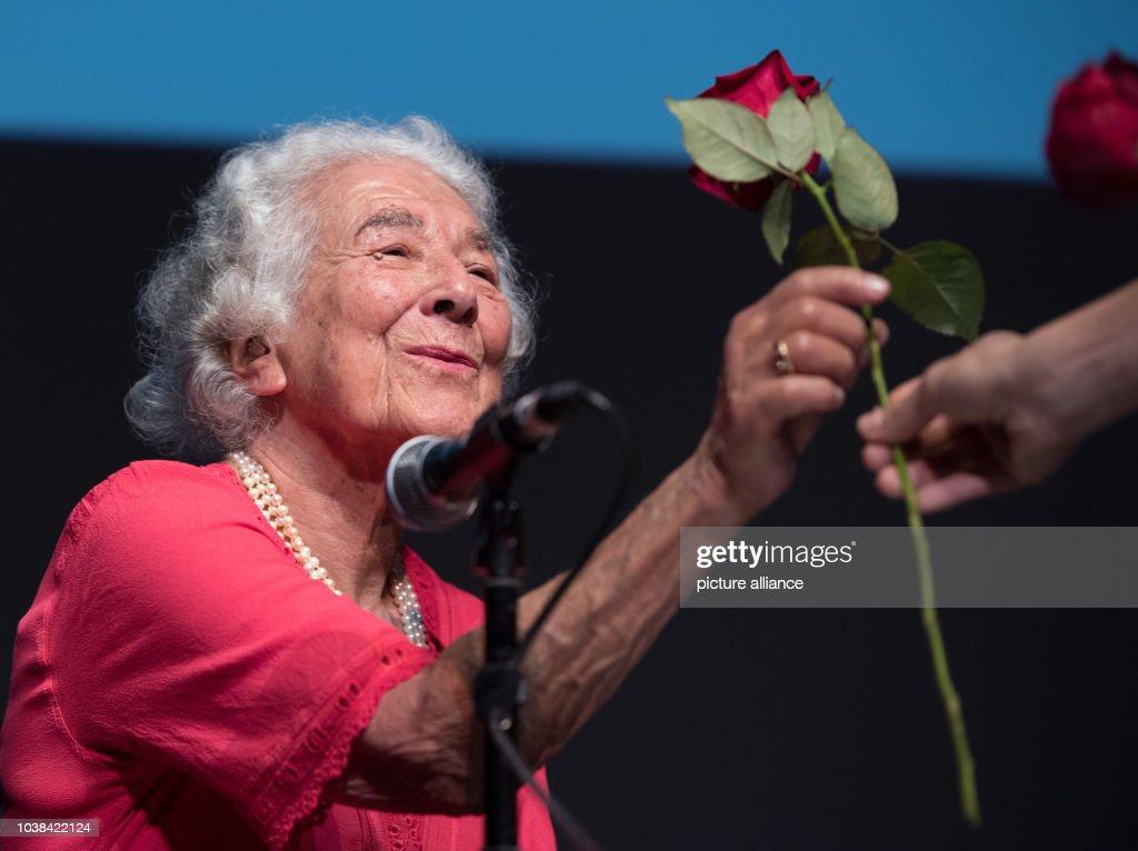 GBR: Children's Book Writer Judith Kerr Dies At 95