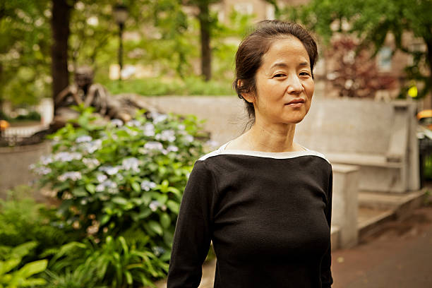 Julie Otsuka, Poets and Writers, July 2011 Photos and Images   Getty