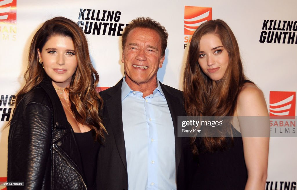"Premiere Of Saban Films' ""Killing Gunther"" - Arrivals"