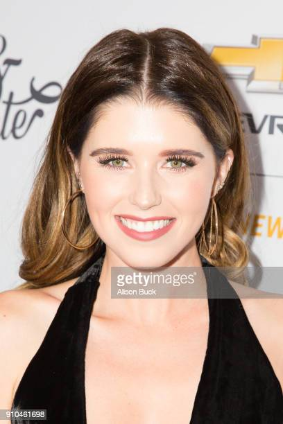 Author Katherine Schwarzenegger attends Create Cultivate and Chevrolet Host Create Cultivate 100 on January 25 2018 in Culver City California