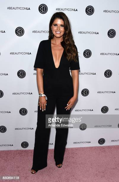 Author Katherine Schwarzenegger attends the 5th Annual Beautycon Festival Los Angeles at the Los Angeles Convention Center on August 12 2017 in Los...