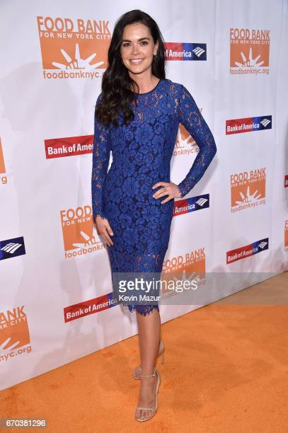 Author Katie Lee attends the Food Bank for New York City CanDo Awards Dinner 2017 on April 19 2017 in New York City