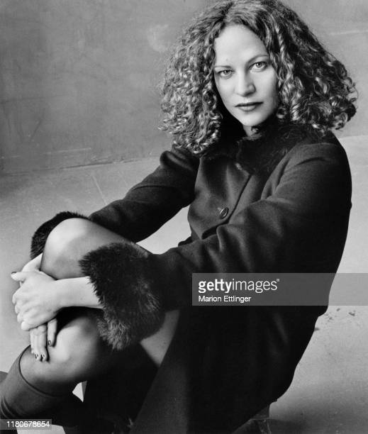Author Katie Roiphe is photographed in 1998
