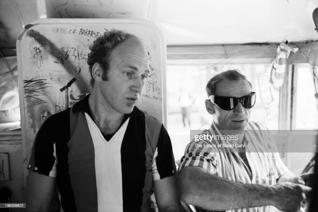 Ken Kesey (1935-2001) - The Allen Ginsberg Project