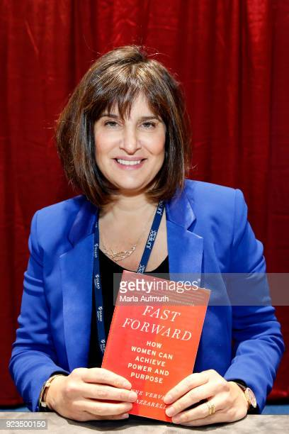 Author Kim Azzarelli attends the Watermark Conference for Women 2018 at San Jose Convention Center on February 23 2018 in San Jose California