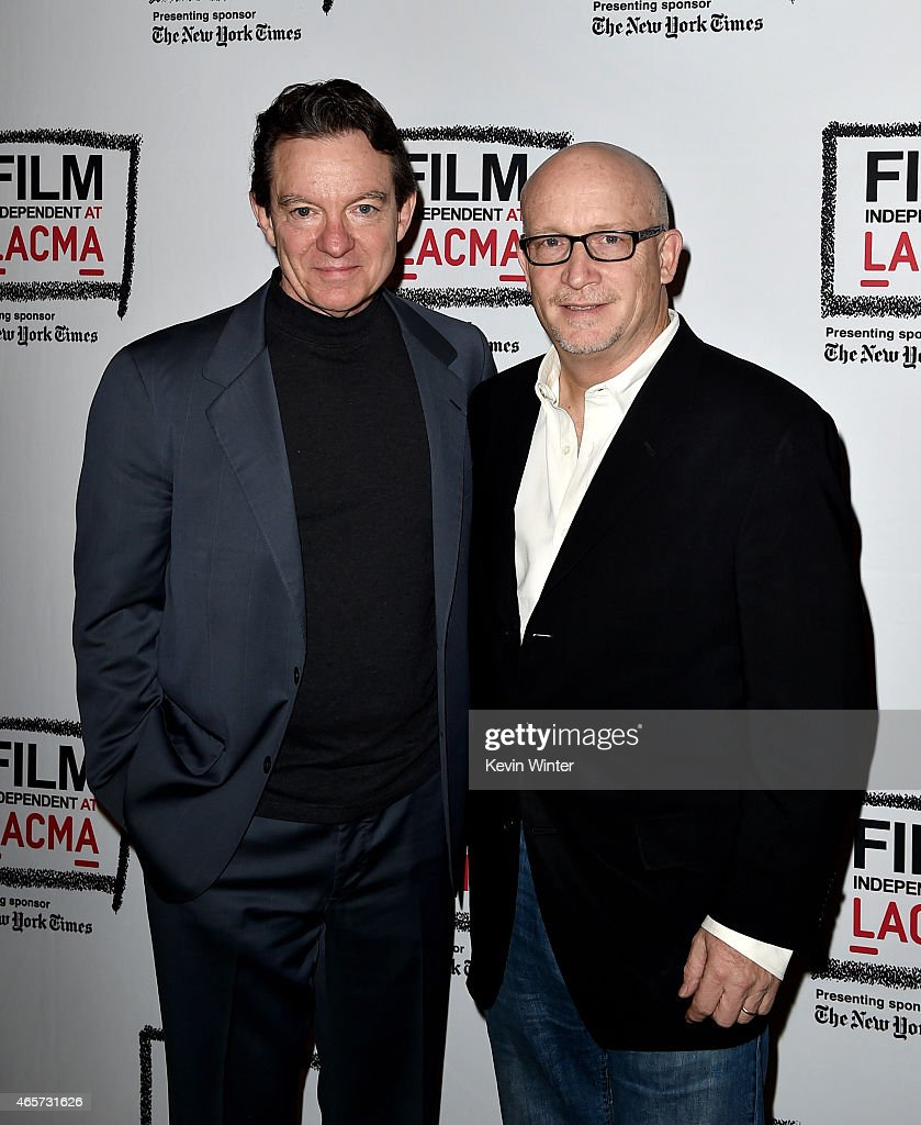 """Film Independent Screening Of HBO Documentary Film's """"Going Clear: Scientology And The Prison Of Belief"""" - Red Carpet"""