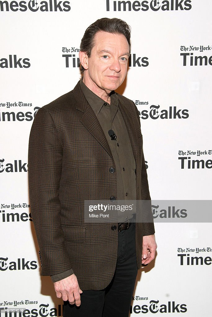 Author Lawrence Wright attends TimesTalks Presents An Evening With 'Going Clear: Scientology and the Prison of Belief' at The Times Center on March 2, 2015 in New York City.