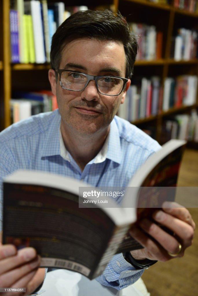 "FL: Liam Callanan Promotes His Book ""Paris by the Book"""