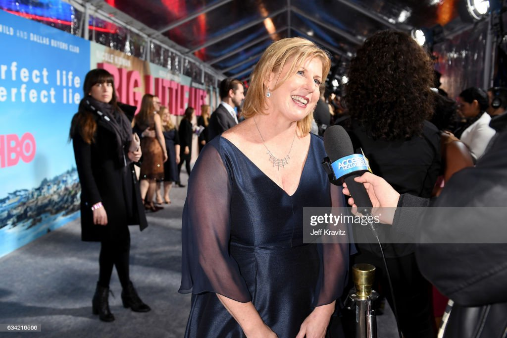 """HBO's """"Big Little Lies"""" Premiere and After Party : News Photo"""