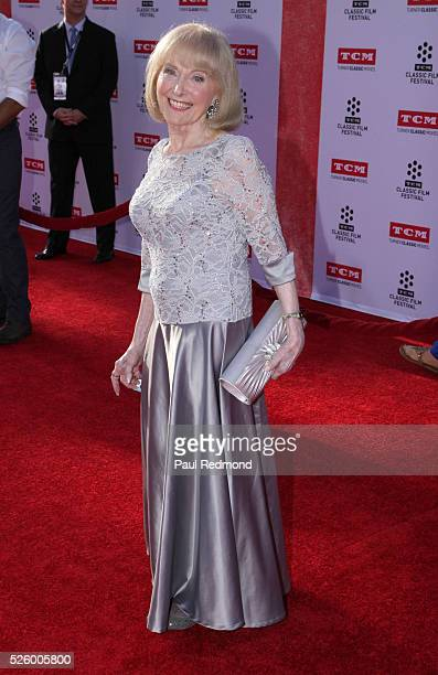 Author Lillian Michelson arriving at the TCM Classic Film Festival 2016 Opening Night Gala 40th Anniversary Screening Of All The President's Men at...