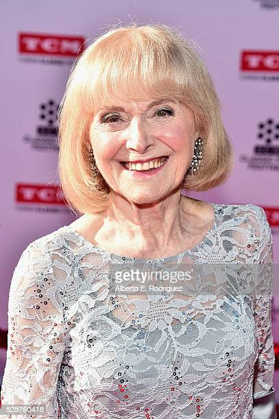 Author Lillian Michelson attends 'All The President's Men' premiere during the TCM Classic Film Festival 2016 Opening Night on April 28 2016 in Los...