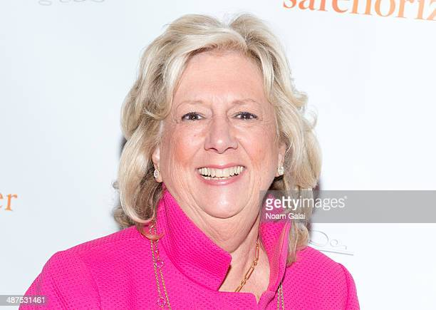 Author Linda Fairstein attends Safe Horizon's 2014 Champion Awards at Pier Sixty at Chelsea Piers on April 30 2014 in New York City
