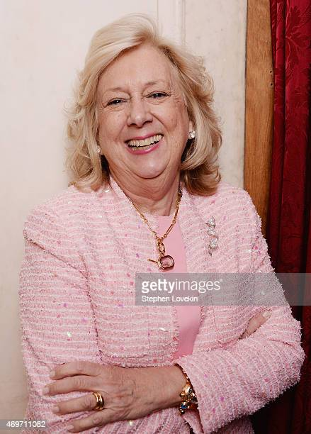 Author Linda Fairstein attends the Twelfth Annual Authors In Kind Literary Luncheon benefitting God's Love We Deliver at The Metropolitan Club on...