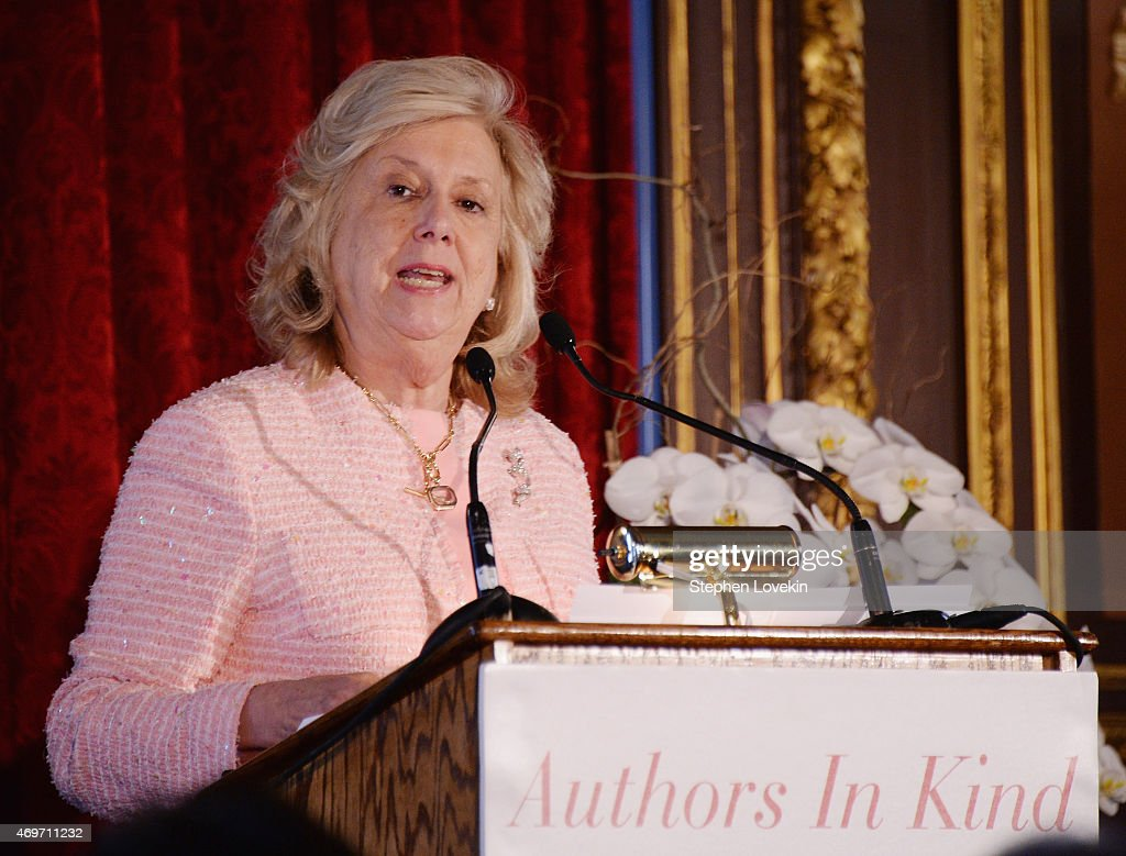 Twelfth Annual Authors In Kind Literary Luncheon : News Photo