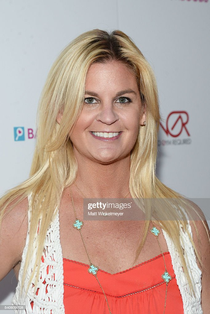 Author Liz Crokin attends the Babes for Boobs Bachelor Auction benefitting the Los Angeles County Affiliate of Susan G. Komen on June 16, 2016 in Los Angeles, California.