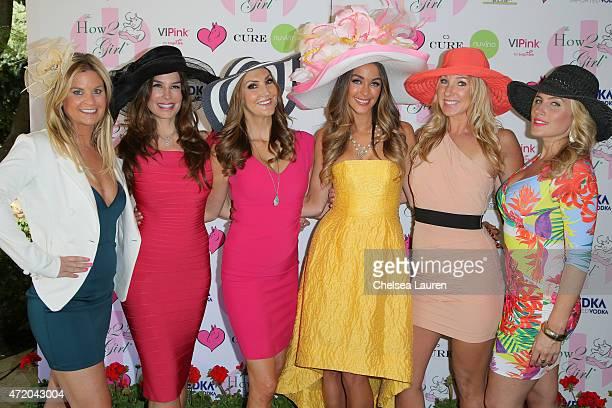Author Liz Crokin celebrity dermatologist Anna Guanche actress Heather McDonald How2Girl / radio personality Courtney Sixx Ashley Dillahunty and...