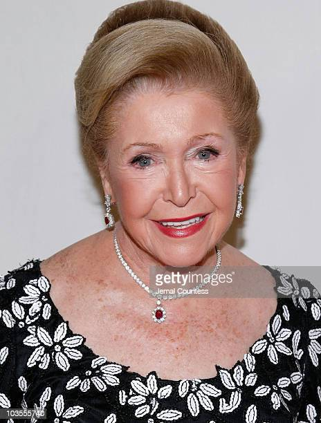 Author Mary Higgins Clark arrives at the 3rd Annual Quill Awards at Fredrick P Rose Hall at Jazz at Lincoln Center on October 22 2007 in New York City