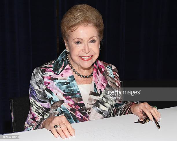 Author Mary Higgins Clark attends the 2013 Book Expo America on day one at Jacob Javits Center on May 30 2013 in New York City