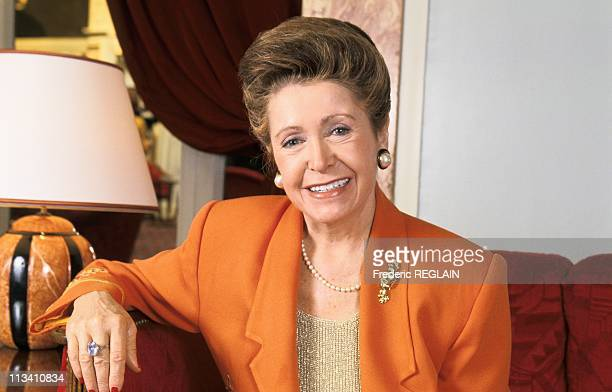 Author Mary Higgins Clark On June 11st 1994