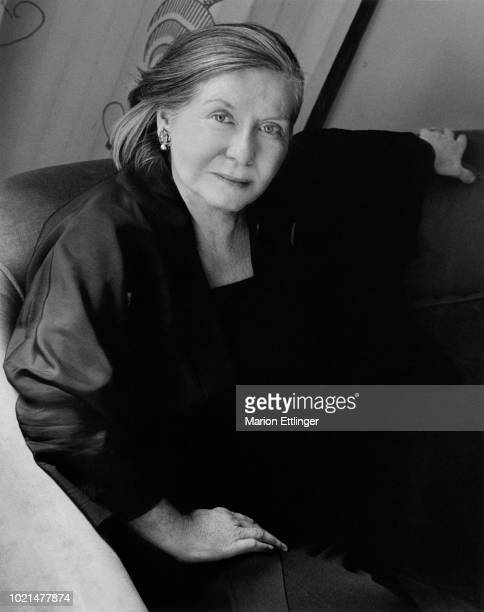 Author Maureen Howard is photographed in 1997