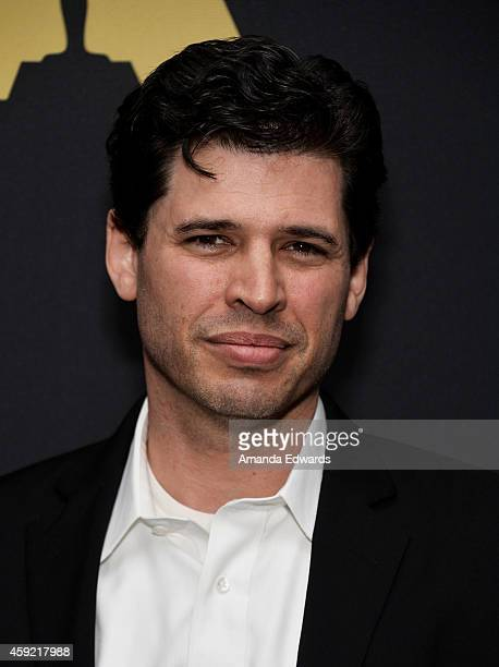 Author Max Brooks attends The Academy's 20th Anniversary Screening of The Shawshank Redemption at the AMPAS Samuel Goldwyn Theater on November 18...