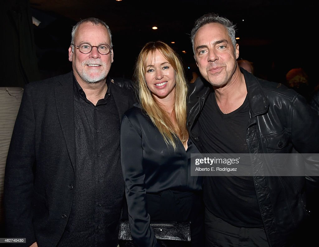 "Screening Of Amazon's 1st Original Drama Series ""Bosch"" - After Party"