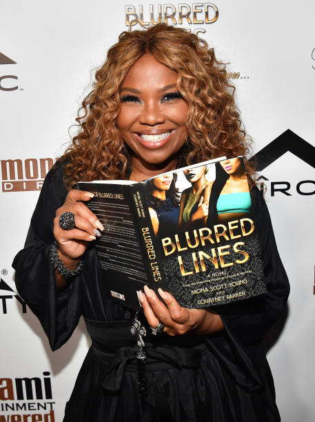 Image result for mona scott young in atlanta for book launch