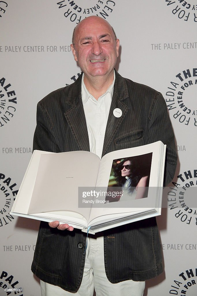 Author, Music Critic and the evening's Moderator Anthony DeCurtis attends the Paley Center For Media Presents: An Evening With Yoko Ono at Paley Center For Media on November 11, 2014 in New York City.