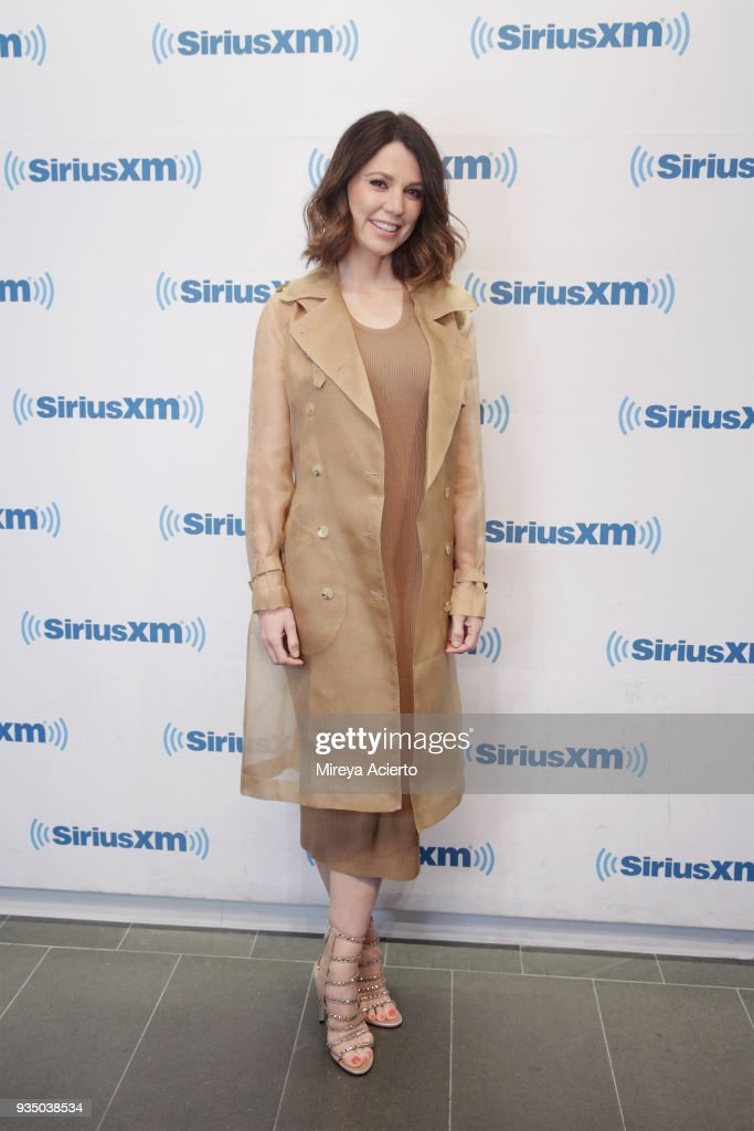 Celebrities Visit SiriusXM - March 20, 2018