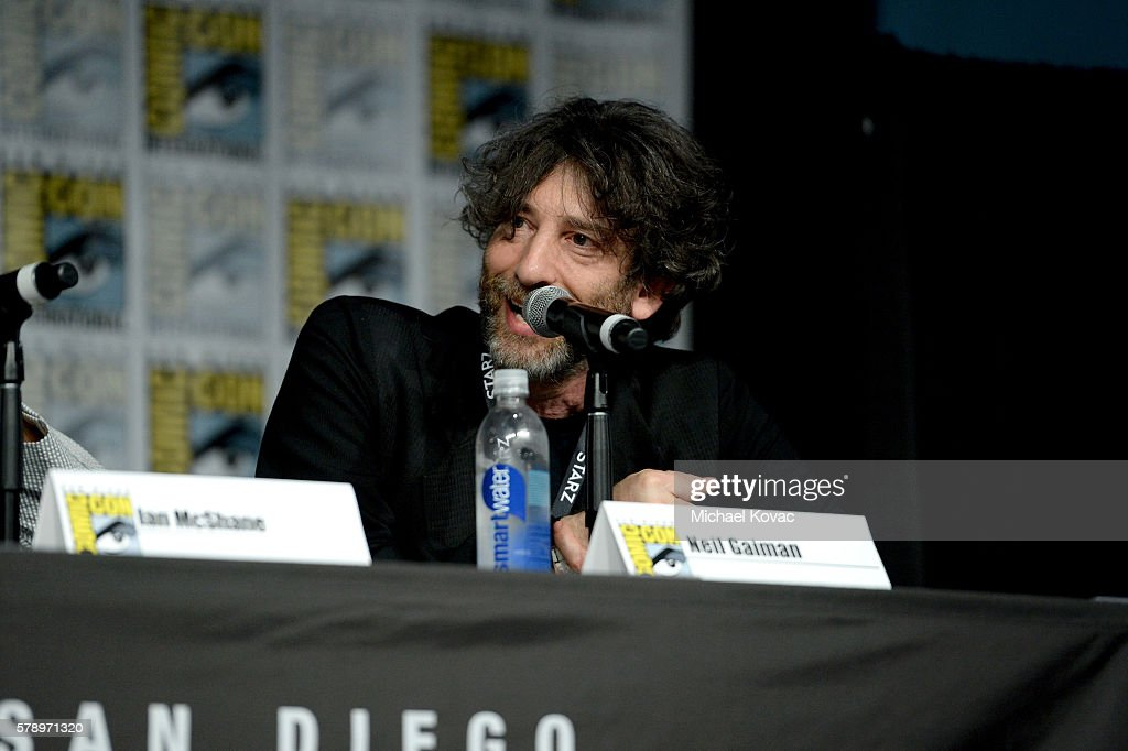 """American Gods"" San Diego Comic-Con Panel"