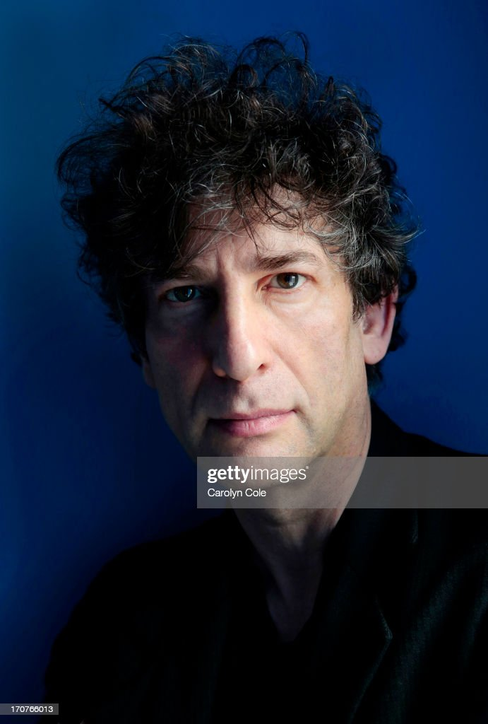 Neil Gaiman, Los Angeles Times, June 13, 2013