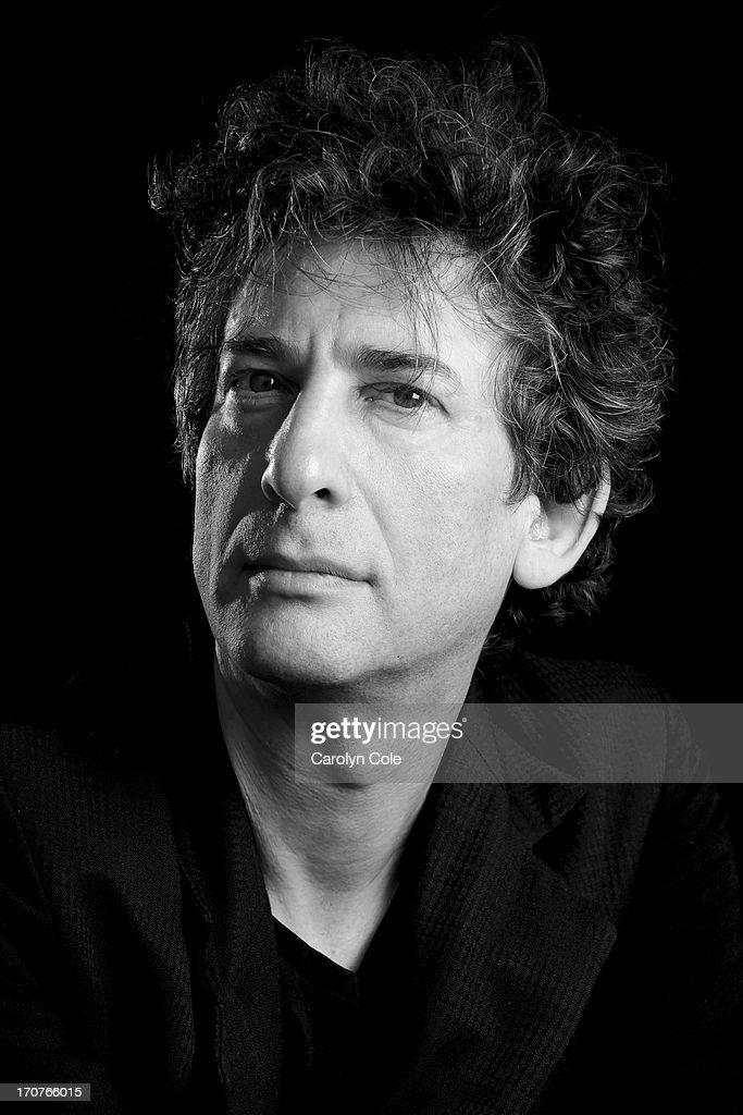 Neil Gaiman, Los Angeles Times, June 13, 2013