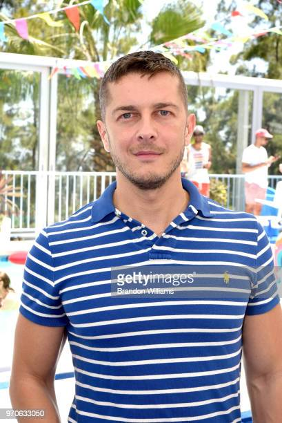 Author North Morgan attends the 3rd Annual 'It Gets Better A Poolside Celebration' event at The Standard Hollywood on June 9 2018 in West Hollywood...